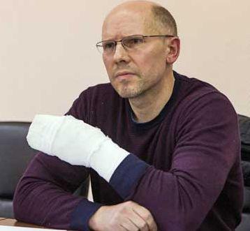 -в-суде-2 Эвакуация в тюрьму. Рудников требует наказать четверых сотрудников ФСБ