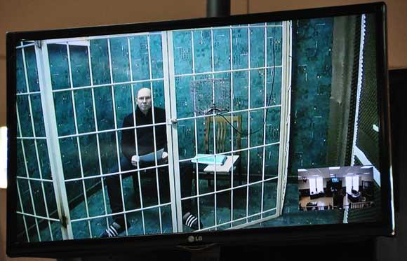 _Лефортово Эвакуация в тюрьму. Рудников требует наказать четверых сотрудников ФСБ
