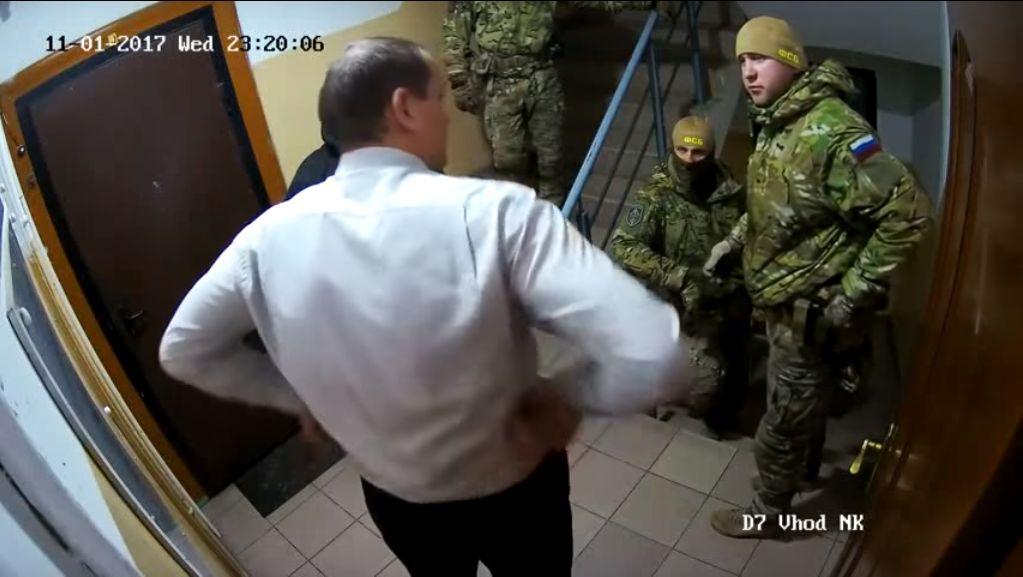 103-3 Эвакуация в тюрьму. Рудников требует наказать четверых сотрудников ФСБ