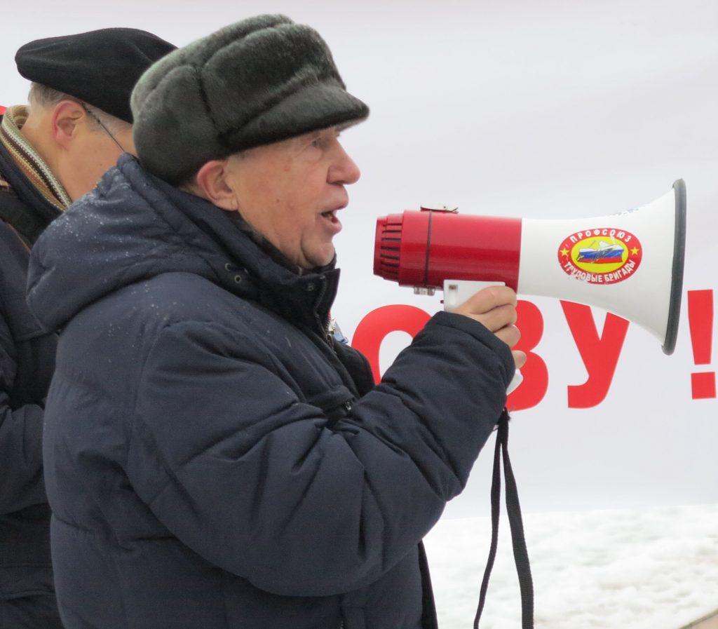 -Трофимов-1024x897 «Хотим, как во Франции!» В Калининграде требовали освободить Игоря Рудникова и всех политзаключённых