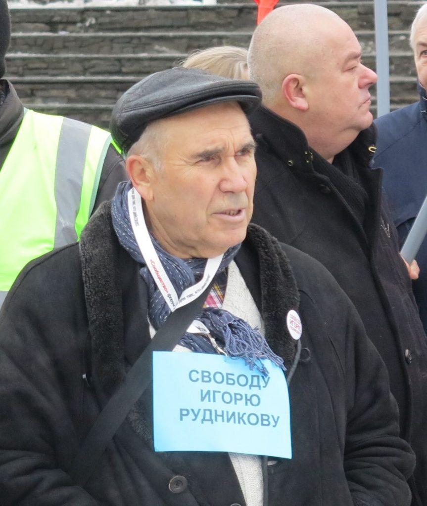 -Макеев-863x1024 «Хотим, как во Франции!» В Калининграде требовали освободить Игоря Рудникова и всех политзаключённых