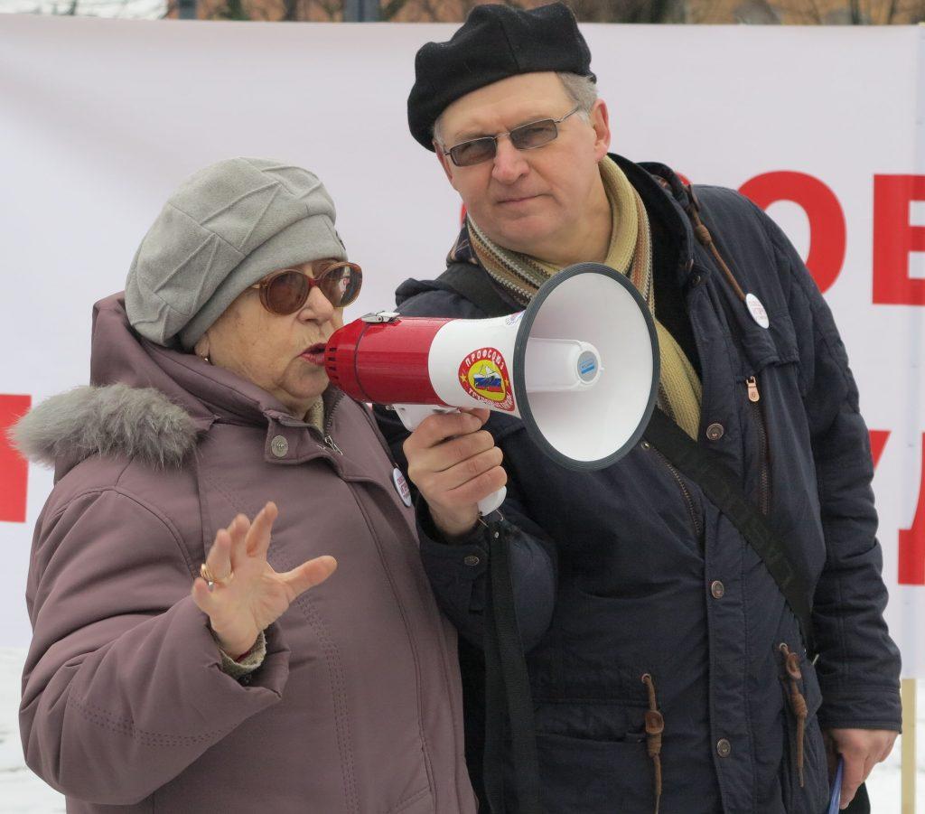 -Назарикова-1024x901 «Хотим, как во Франции!» В Калининграде требовали освободить Игоря Рудникова и всех политзаключённых