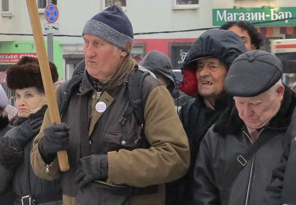 02 «Хотим, как во Франции!» В Калининграде требовали освободить Игоря Рудникова и всех политзаключённых