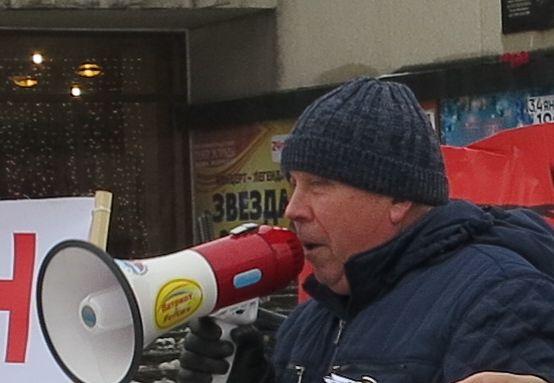 IMG_6017 «Хотим, как во Франции!» В Калининграде требовали освободить Игоря Рудникова и всех политзаключённых