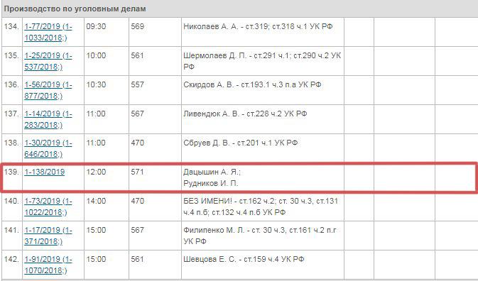 -заседания_1 24 января - первое заседание по громкому делу редактора «Новых колёс» из Калининграда
