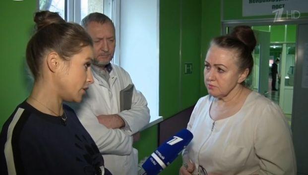 """-обмена-1-1 Мать Ангелины Разиньковой, погибшей в больнице Калининграда: """"Врачи погубили мою дочь"""""""