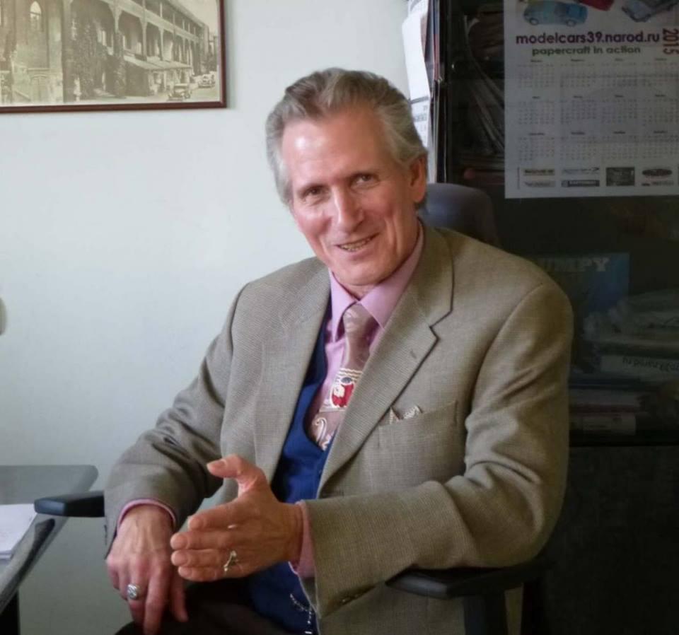 1-2 Британский журналист Мик Харт: «Я люблю Россию...»