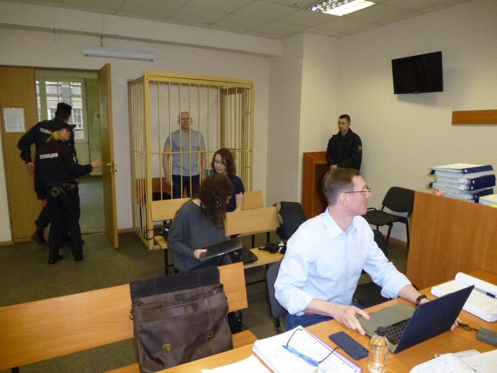 """P1130142-1024x768 У свидетеля обвинения по делу Рудникова """"отшибло память""""."""