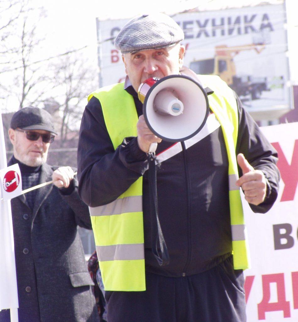 -949x1024 Калиниград продолжает борьбу за свободу Игоря Рудникова