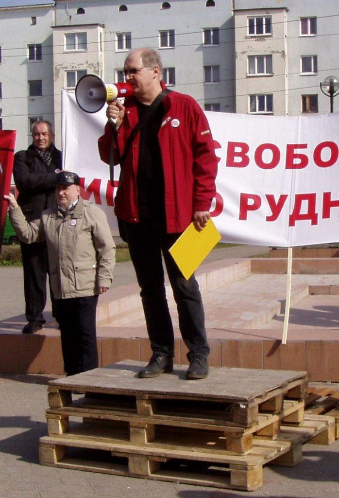 1-698x1024 Калиниград продолжает борьбу за свободу Игоря Рудникова