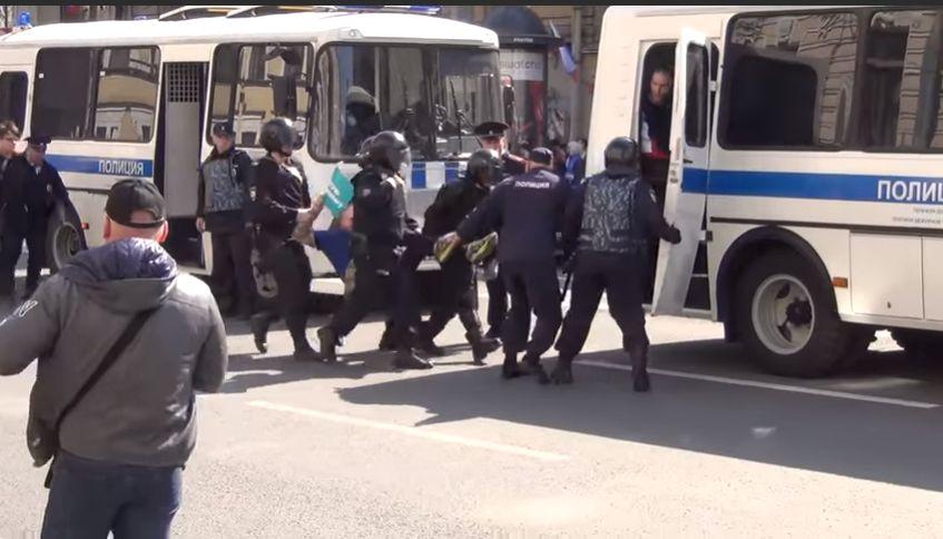 -обмена-1 «Петербург против ЕДРА»