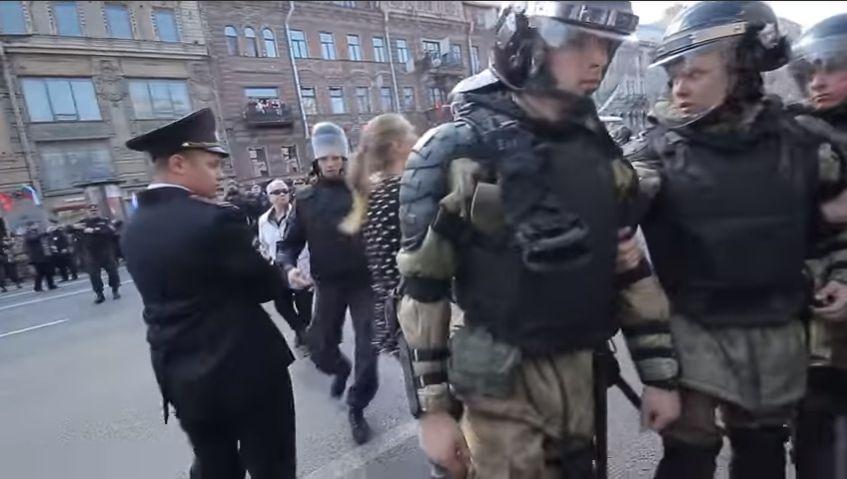 -обмена-17 «Петербург против ЕДРА»