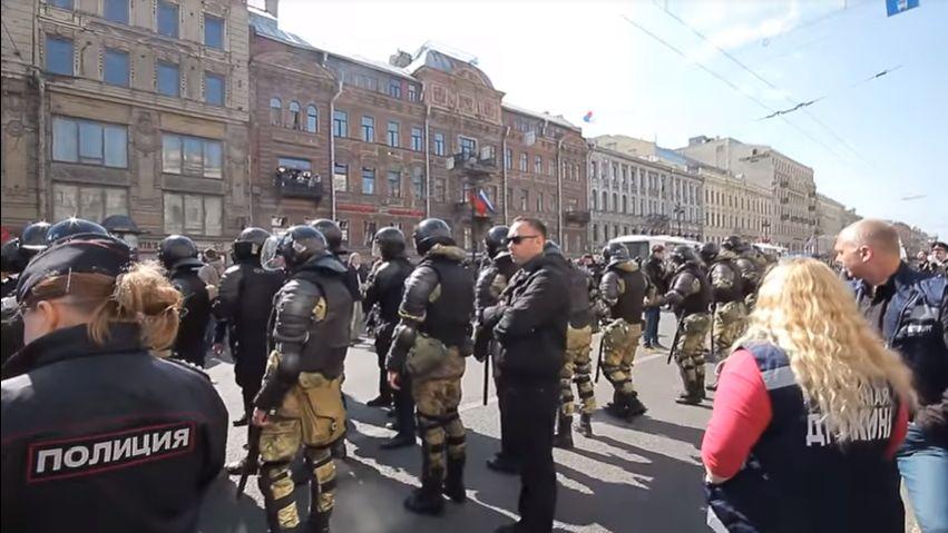 -обмена-3 «Петербург против ЕДРА»