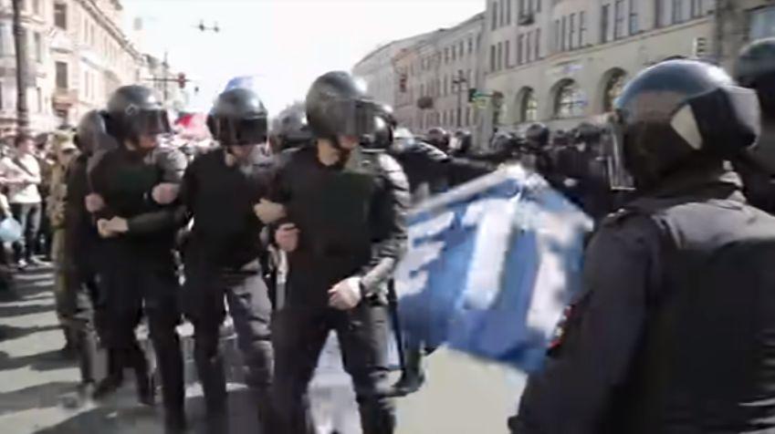 -обмена-412 «Петербург против ЕДРА»