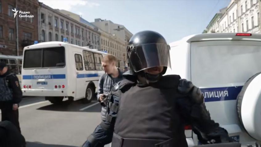 -обмена-416 «Петербург против ЕДРА»