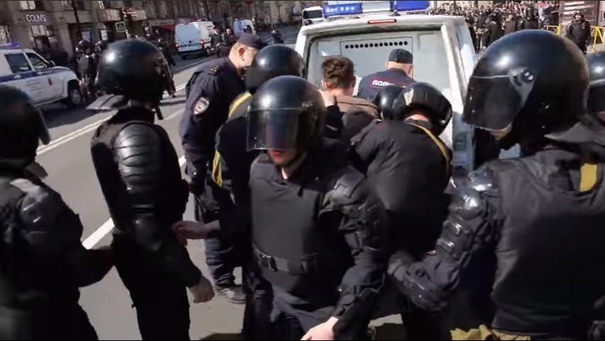 -обмена-53 «Петербург против ЕДРА»