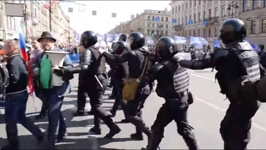 -обмена-55 «Петербург против ЕДРА»