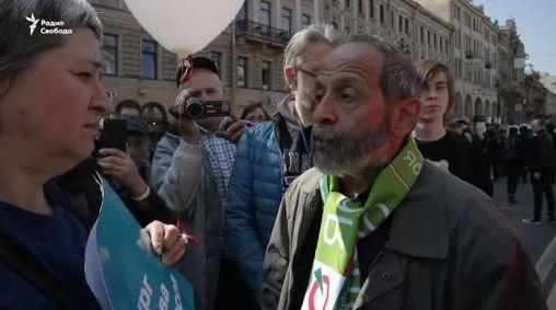 3 «Петербург против ЕДРА»